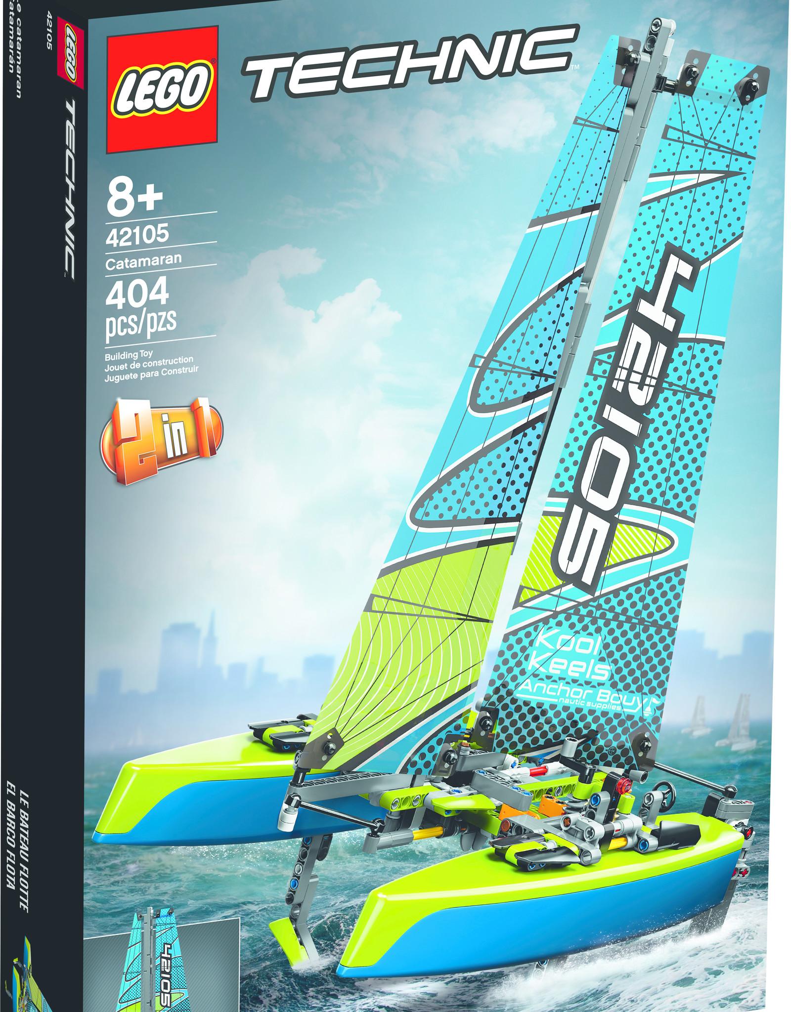 LEGO 42105 LEGO® Technic Catamaran