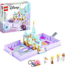 LEGO 43175 LEGO® Disney Princess Anna and Elsa's Storybook Adventures