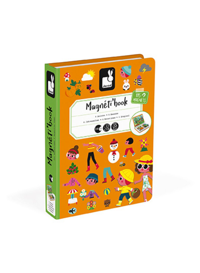 4 Seasons Magneti' Book
