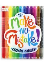MAKE NO MISTAKE! ERASABLE MARKETS (SET OF 12)