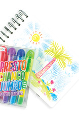 Presto Chango Jumbo Erasable Crayons (set of 4)