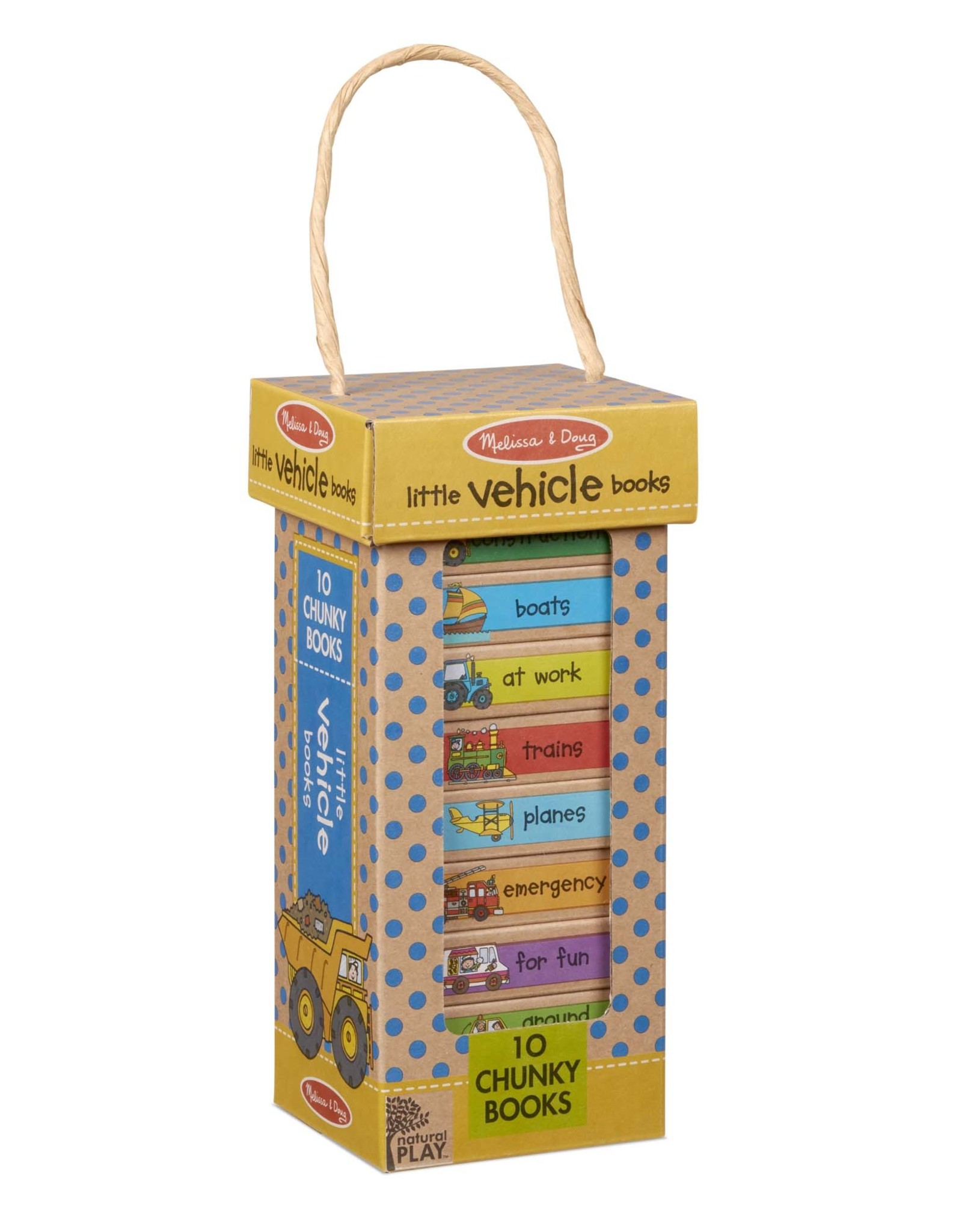 NP Book Tower: Little Vehicle