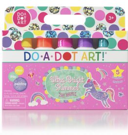 DO-A-DOT ULTRA BRIGHT SHIMMERS (5PK)