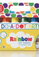 DO-A-DOT MARKERS RAINBOW (6PK)