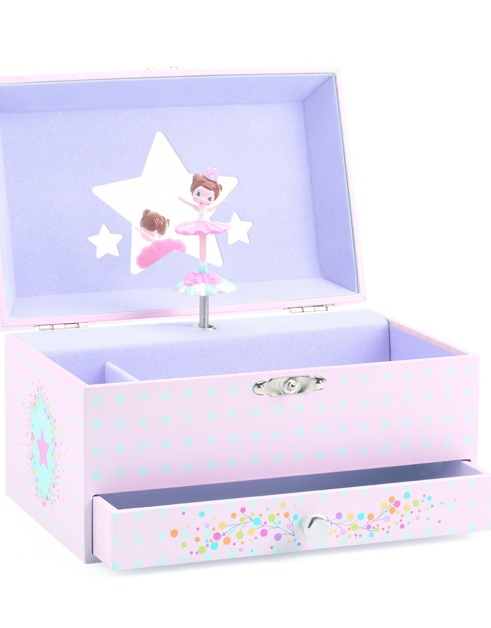 Treasure Boxes The Ballerina's
