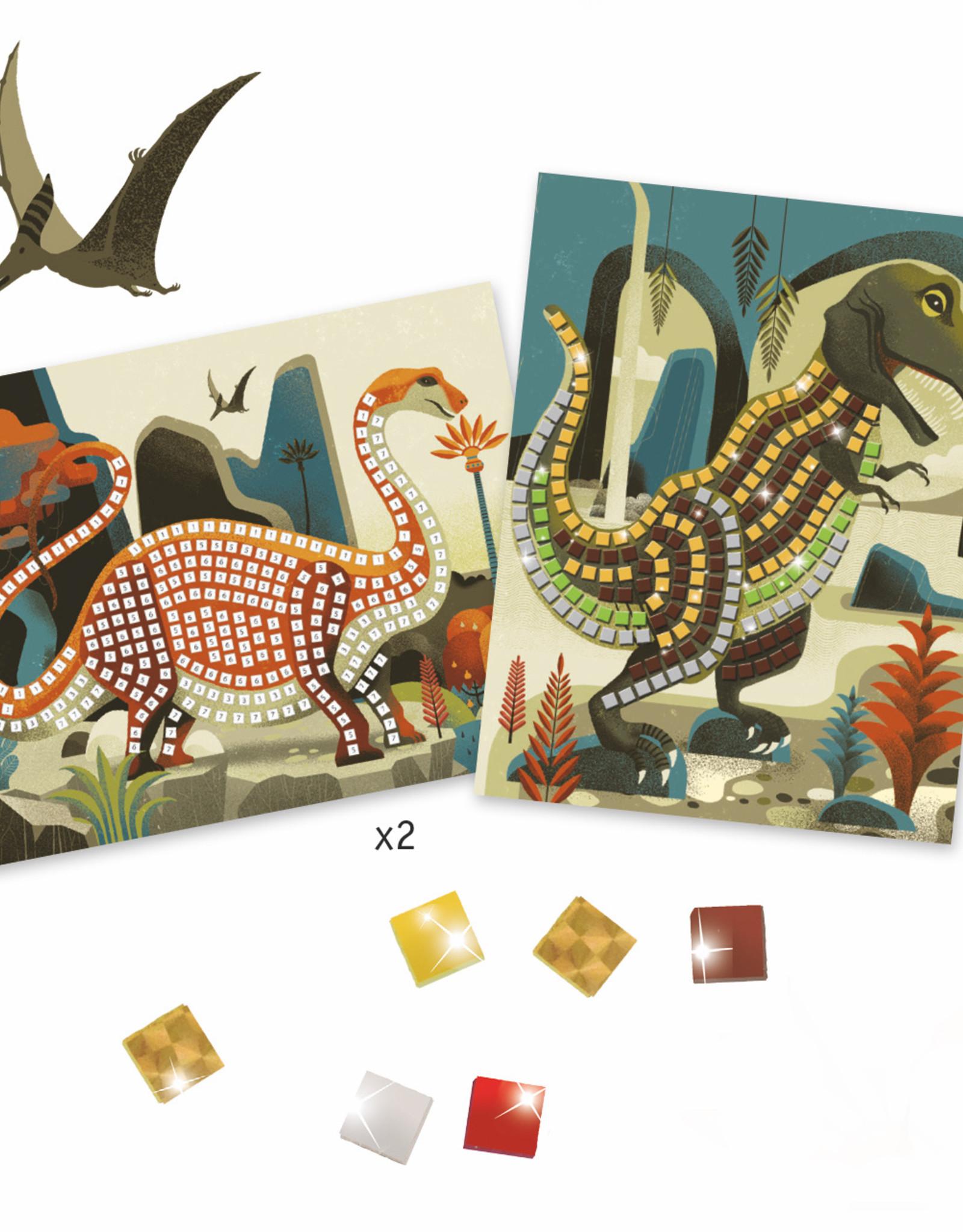 PG Mosaics Dinosaurs