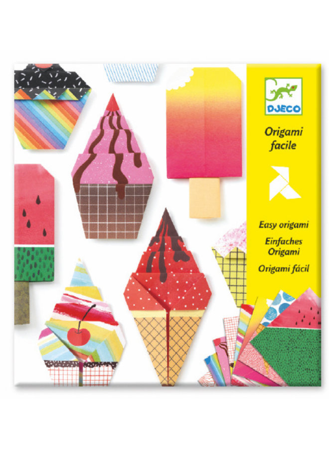 PG Origami Sweet Treats