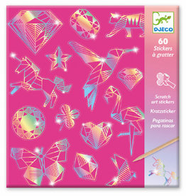 PG Scratch Stickers Diamond