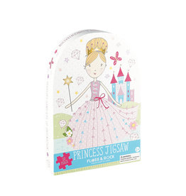Princess 20pc Jigsaw Puzzle in Shaped Box
