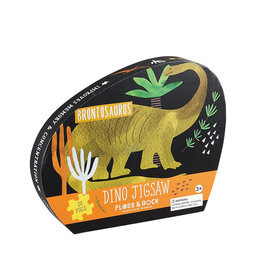 Dinosaur 20pc Jigsaw Puzzle in Shaped Box