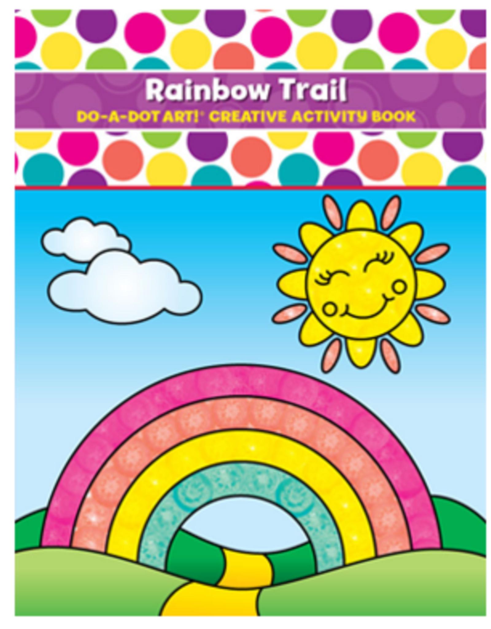 Do—a-Dot Rainbow Trail Book