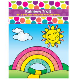 DO-A-DOT RAINBOW TRAIL BOOK