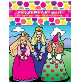 DO-A-DOT PRINCESS BOOK