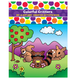 DO-A-DOT CRITTERS BOOK