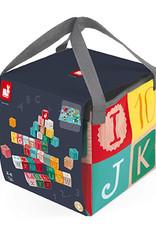 Kubix 40 Blocks Letters & Number Blocks