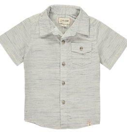 Grey/white fleck S/S shirt