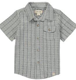 Pale grey s/s shirt