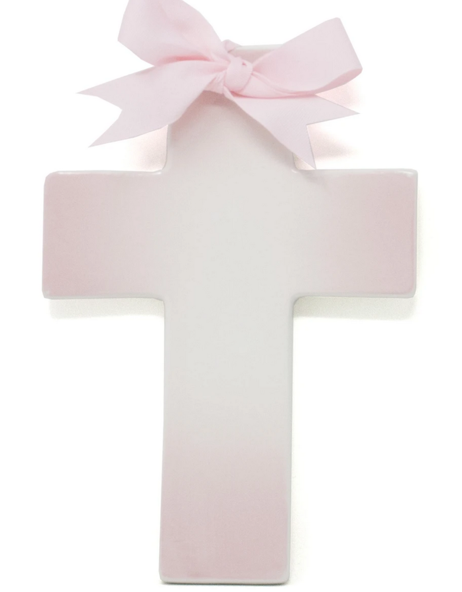 Child to Cherish Ombre Cross Pink