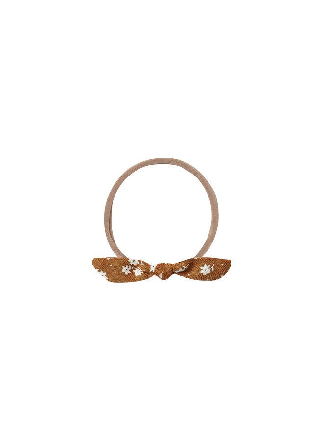 knot headband - cinnamon