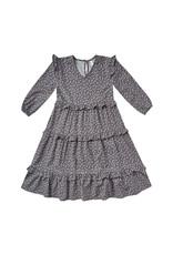 Rylee + Cru Ditsy Mabel Dress - Washed Indigo