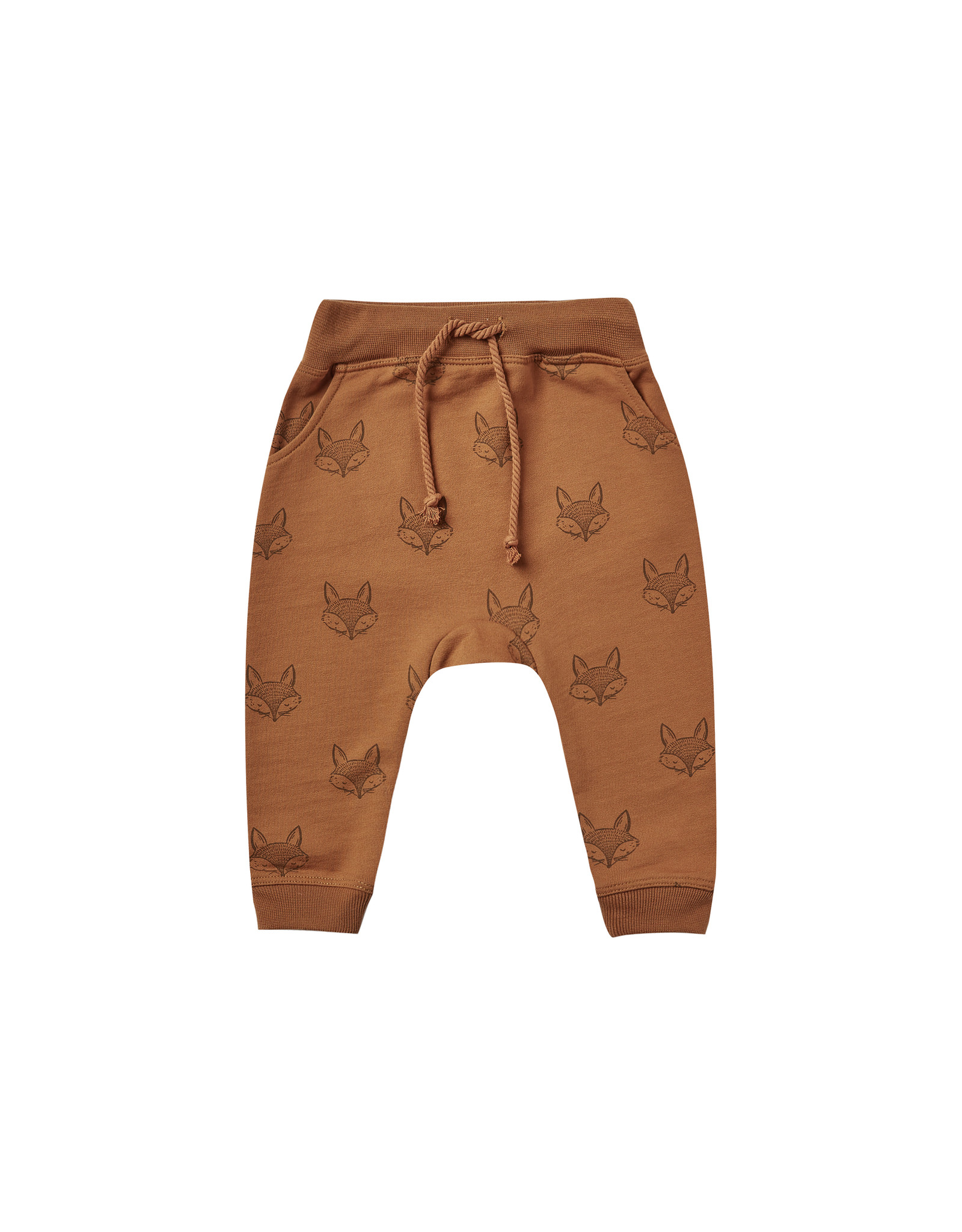 Rylee + Cru Fox Sweatpants - Cinnamon