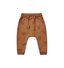 Rylee + Cru Fox Sweatpants - Cinnamon