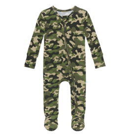 Cadet - Zippered Footie