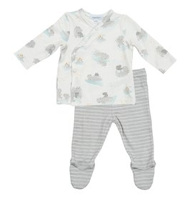 Hippo Grey TMH Set