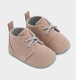 Infant Boy Hazelnut Suede Boot