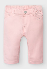 Soft Pink Bunny Pocket Jeggings