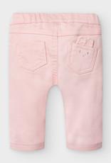 Soft Pink Bunny Pocket Jeggings