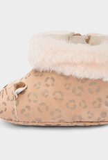 Infant Girl Animal Print Boot