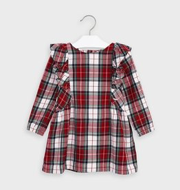 Holiday Plaid Dress