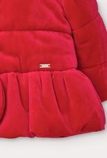 Red Velvet Coat