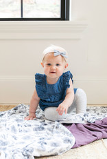 Rowan 3-Layer Stretchy Quilt