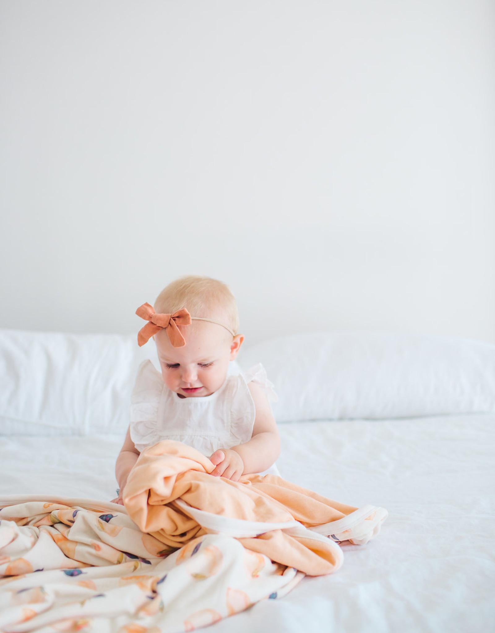 Caroline 3-Layer Stretchy Quilt