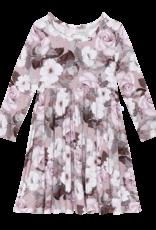 Nikki - Long Sleeve Twirl Dress