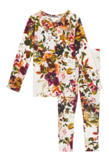 Corinne - Long Sleeve Henley Loungewear