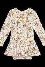 Katherine - Long Sleeve Henley with Twirl Bodysuit