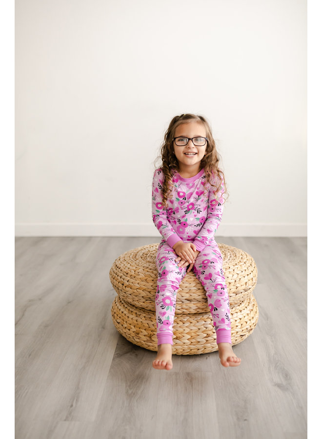 Sweetheart Floral Pajama