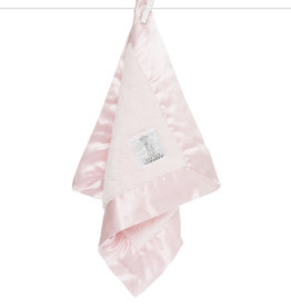 Little Giraffe Chenille Blanky - Pink