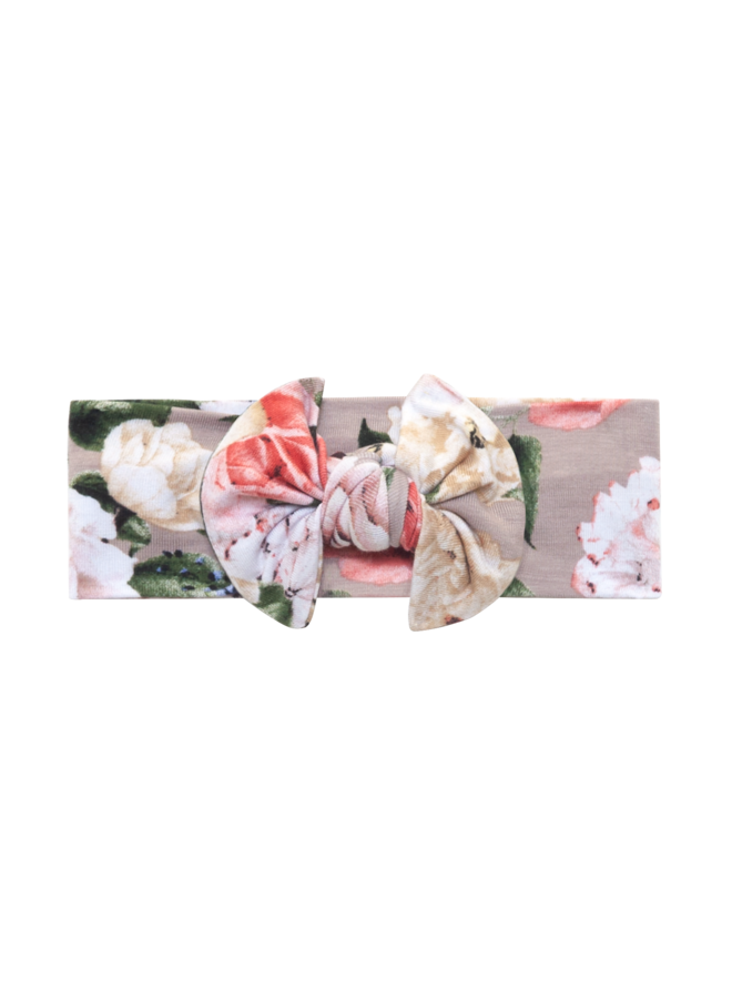 Cassie - Infant Swaddle and Headwrap Set