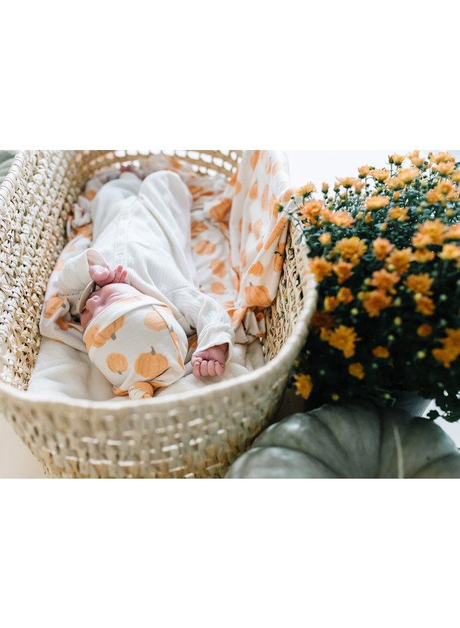 Patch Knit Blanket Single