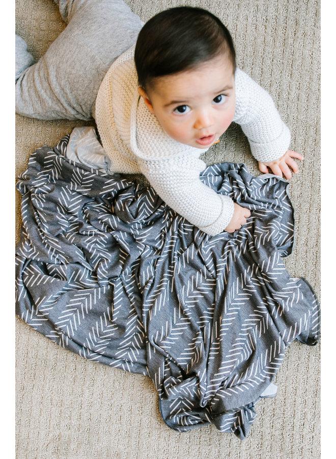 Canyon Knit Blanket Single