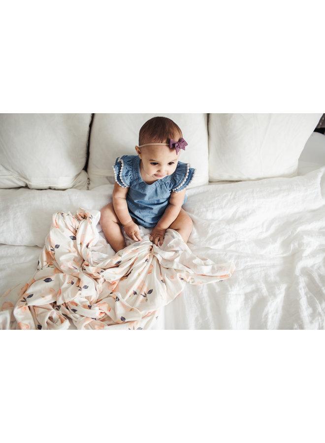 Caroline Knit Blanket Single
