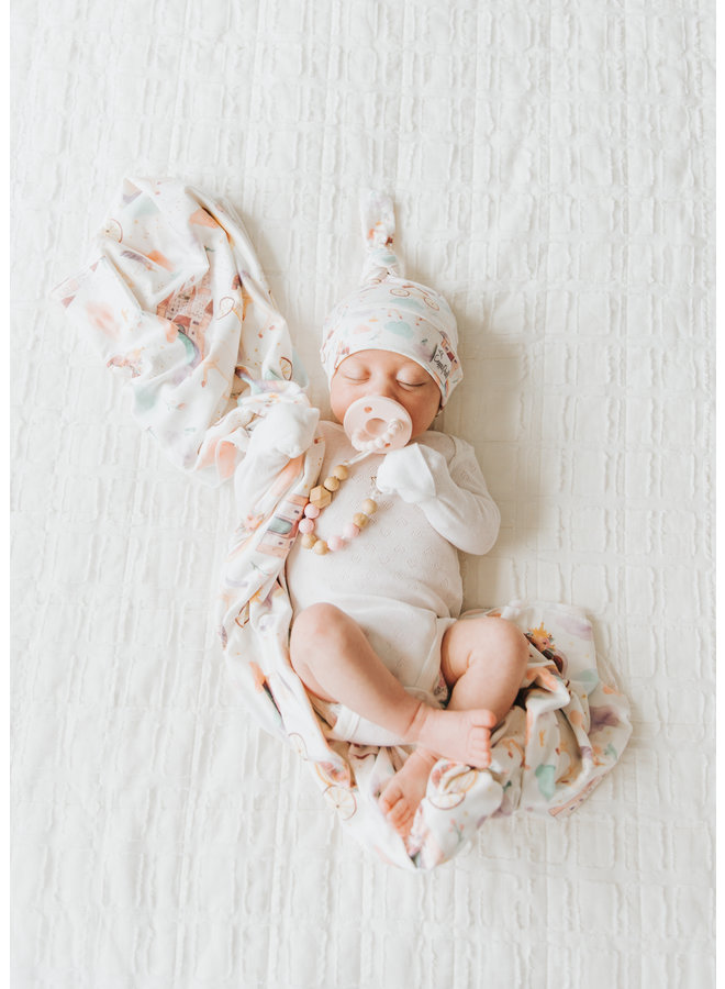 Enchanted Knit Blanket Single