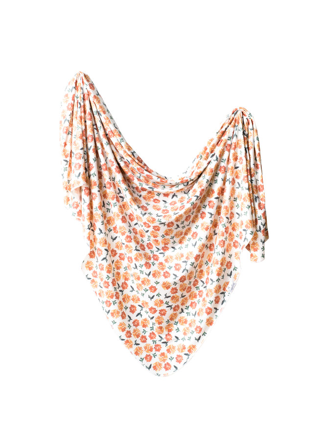 Hazel Knit Blanket Single