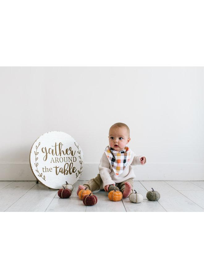 Holiday Baby Bandana Bib Set (4-Pack)