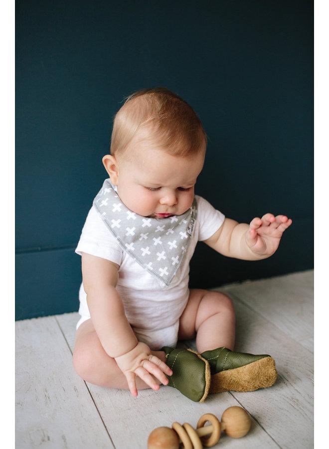 Shade Baby Bandana Bib Set (4-pack)