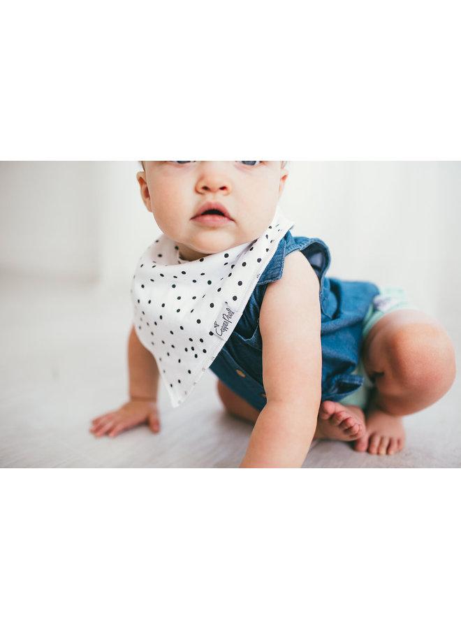 Willow Baby Bandana Bib Set (4-pack)